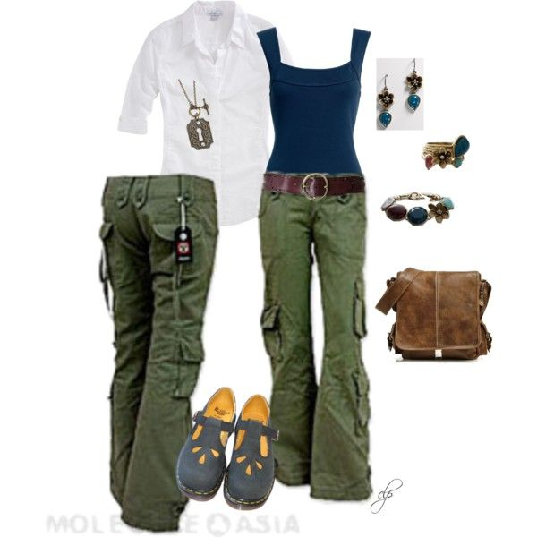 Cool  Wendy Kay On Clothes  Pinterest  Cargo Pants Pants And Army Green