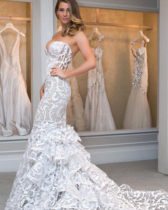The 254 best Instagram images on Pinterest | Pnina tornai, Brides ...