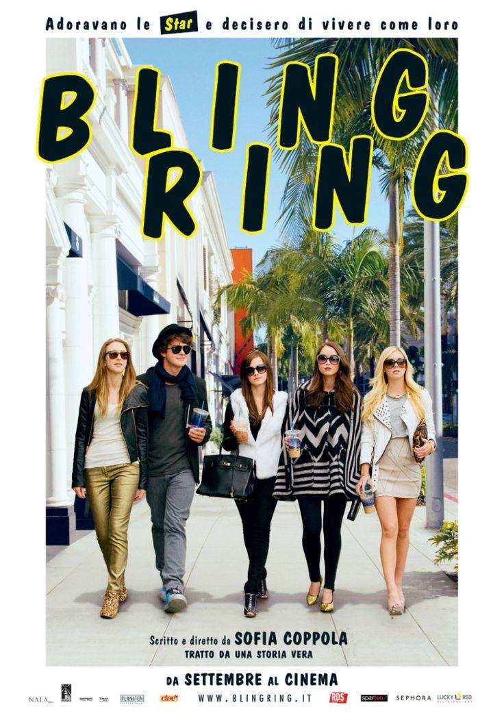 Bling Ring, dal 26 settembre al cinema.