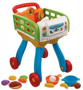 VTech 2-in-1 Shop and Cook Playset Only $26.99 - Lowest Price!! (reg. $49.99)  becomeacouponqueen.com