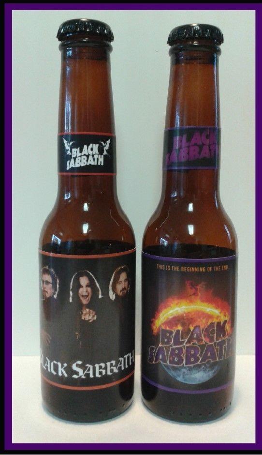Black Sabbath The End - Final Tour (2 Pack - 7oz Beer Bottles) Ozzy Osbourne from $19.95