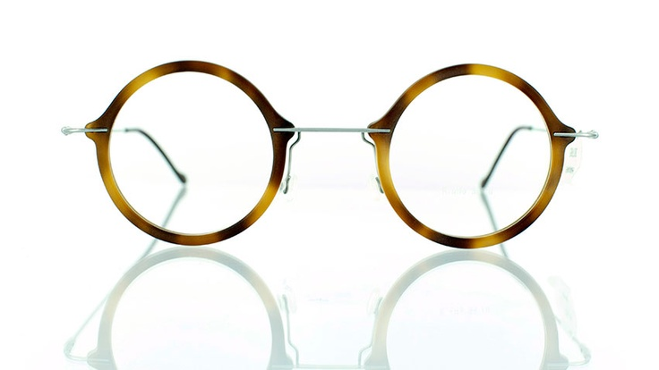 """Wolfgang Katzer : Designer round glasses - find this Great """"Glassby"""" look at Goo Goo Eyes 