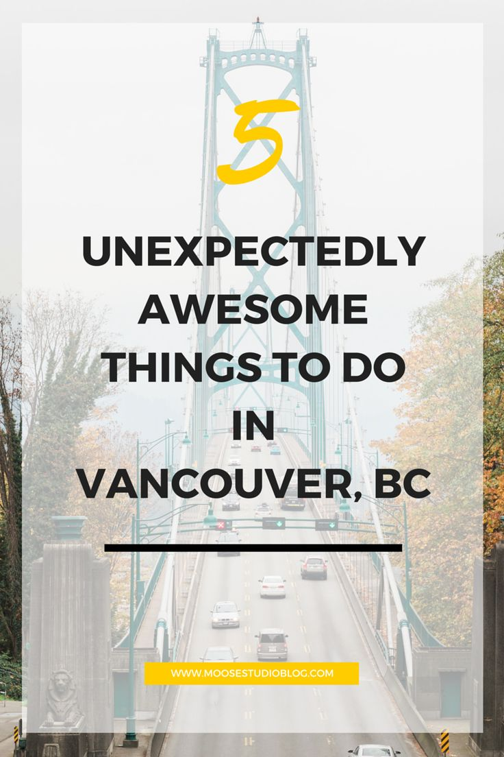 With only 72 hours to explore, we packed in as many things to do as possible in the beautiful city of Vancouver, Canada.