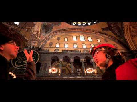 Beneath the Hagia Sophia Project - teaser 2  For more information ; www.beneaththehagiasophia.com
