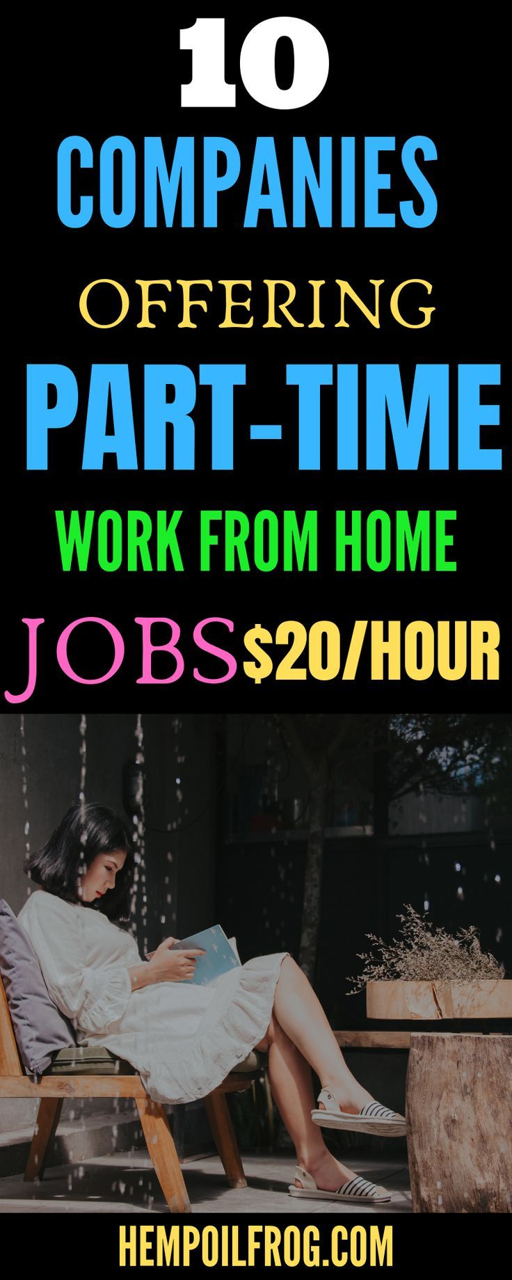 10 Companies Offering Part Time Work At Home Jobs – work from home