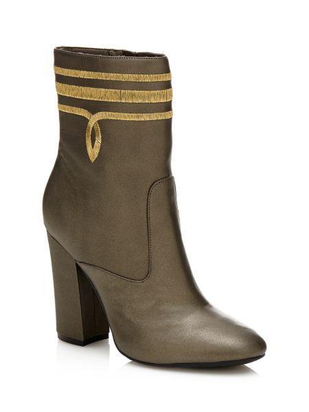 0ccf84643dd135 Stiefelette Lucablu Aus Metallic-Leder Jetzt bestellen unter   https   mode.ladendirekt.de damen schuhe stiefeletten sonstige-stiefelett…