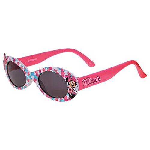 #Disney #Minnie #Mouse #modische #Mädchen #Sonnenbrille für #coole #Kids #100% #UV-Schutz, #Farbe:mehrfarbig