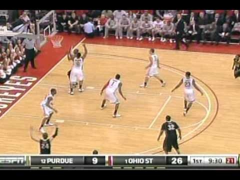 JaJuan Johnson throwback Purdue highlight reel