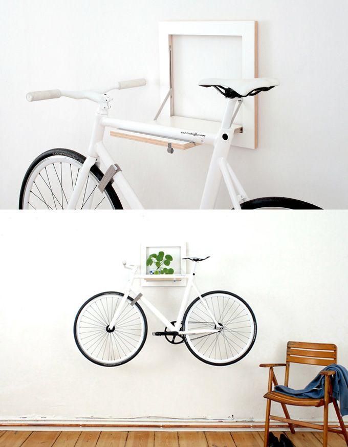 1000 Ideas About Bike Storage Apartment On Pinterest