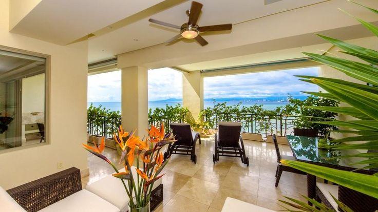 Molino de Agua Condominium 1002-Casa de PV -- Romantic Zone, downtown Puerto Vallarta #LuxuryTravel www.lujure.ca