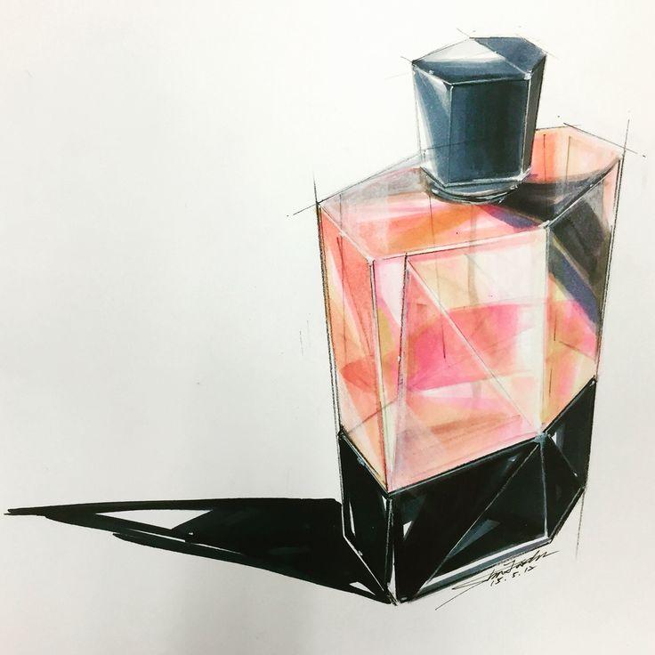 Perfume Marker pen