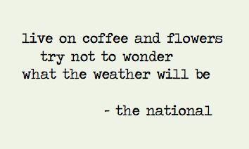 The National   Conversation 16 #theNational #conversation16 #lyrics #songlyrics #music