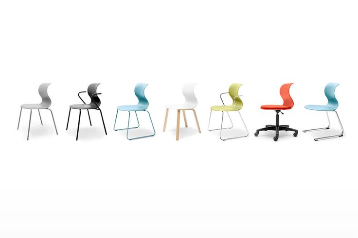 Stunning PRO FL TOTTO Systemm bel GmbH PRO CHAIR FAMILY Designed by Konstantin Grcic Featuring state of the art ergonomics and pioneering design theco u