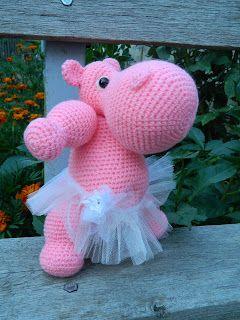 Cro het toys hippo