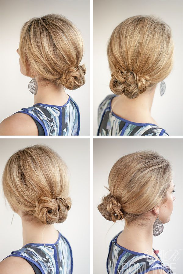 pictures of hair bun styles hair 30 buns in 30 days day 13 braided bun 6693