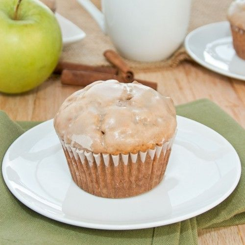 Apple Fritter Muffins {Sweet Pea's Kitchen}
