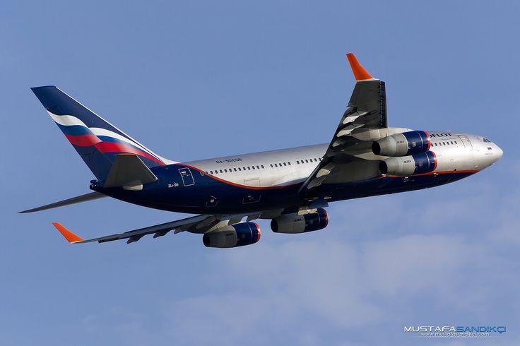 RA-96008 Aeroflot - Russian Airlines Ilyushin Il-96-300