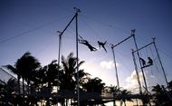 Sport at Club Med - Flying Trapeze Academy sounds incredible!