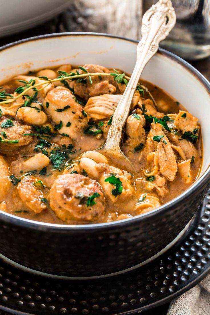 Brazilian Paprika Chicken Stew