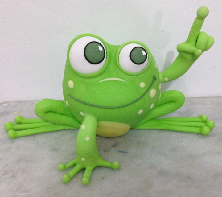 #1 Frog   *SORRY, no information as to product used