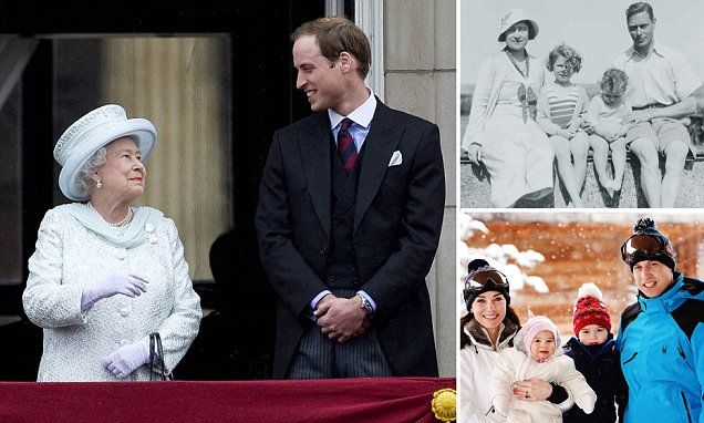 The Queen's secret 'deal' to let William be a part-time royal