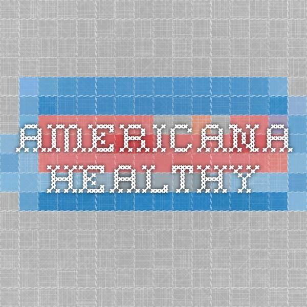A website I designed back in 2010 for Americana's healthy range of milk.
