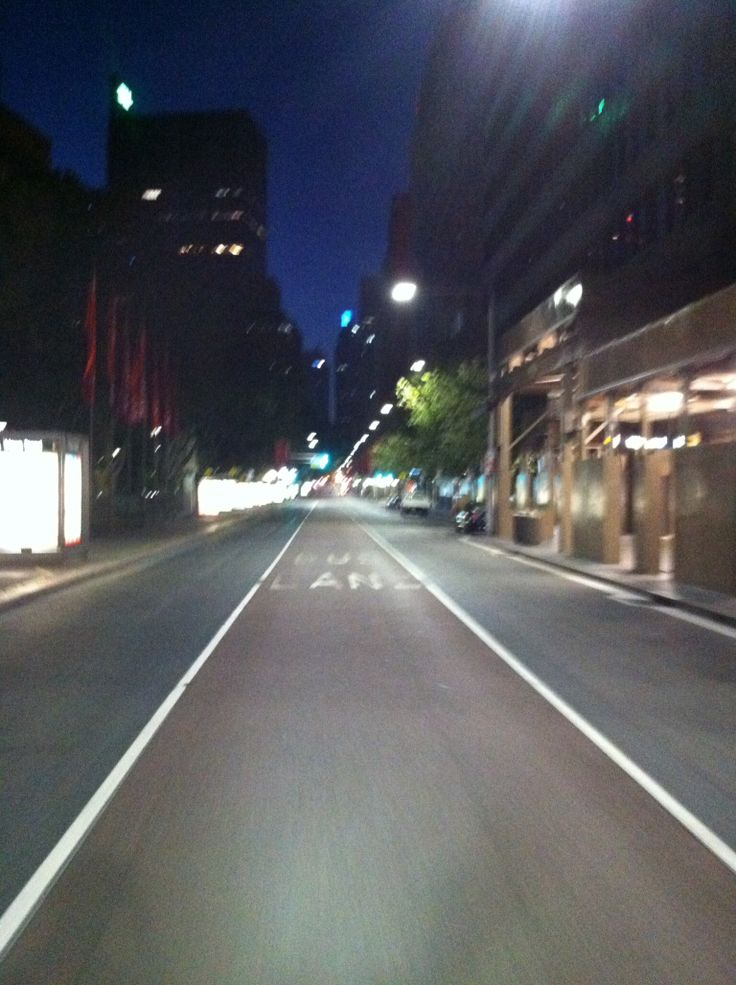 Sydney city streets in the quiet of an early morning - York St #cycling #bike #ride #explore #sydney