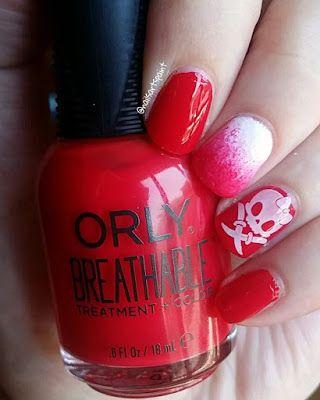 Nails Arts Paint : Collecion Breathable y Premium Portect de Orly