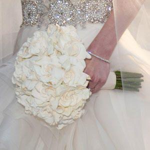 Belt example Chelsea Clinton Wedding Day Roundup! | TheKnot.com