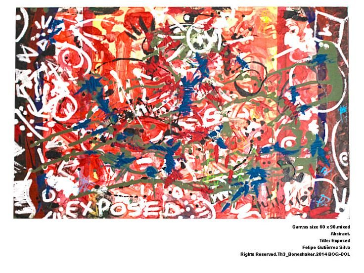 ABOUT PROJECT By Felipe gutièrrez Silva.Rights Reserved.BOG-COL.2014. For your consideration. Free Art.Exposed. Published: November 13, 2014