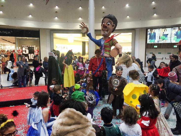 Fate, supereroi, mostri e animaletti, qua ci sono maschere di ogni tipo! #Carnevale #IGigli