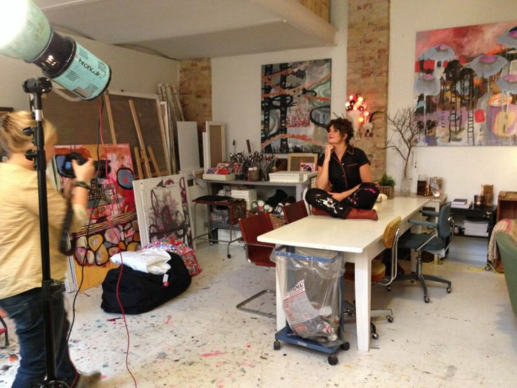 Art, me and my atelier...