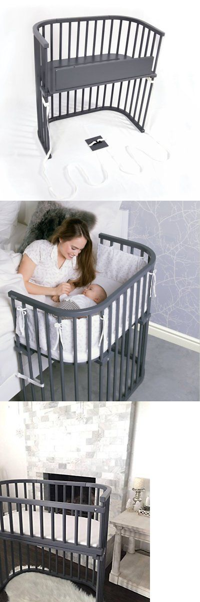 Baby Co-Sleepers 121152: Babybay Bedside Sleeper Modern Slate Gray Finish -> BUY IT NOW ONLY: $436.96 on eBay!