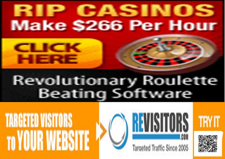 Bleed The Casinos Dry With This Revolutionary Roulette Beating Software http://fd38b865vkcv5u0dnpybblui1j.hop.clickbank.net/?tid=ATKNP1023