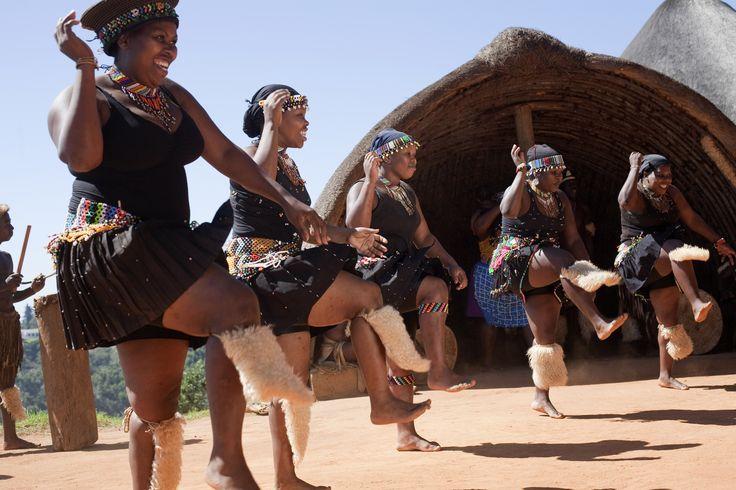 Afrikaanse gastvrijheid en cultuur