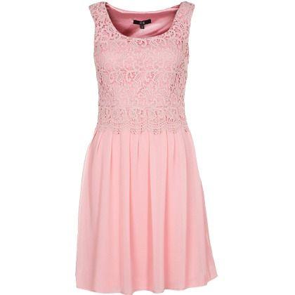 romantisches kleid in rosa von dry lake die. Black Bedroom Furniture Sets. Home Design Ideas