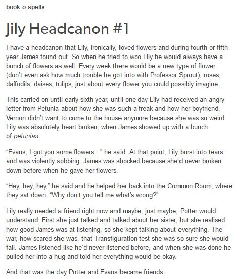 james potter and lily evans dating fanfiction Fanfiction | unleash  a collection of the very best james and lily potter fanfictions  lily evans' and james potter's relationship has always been a complicated .