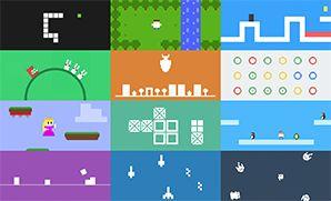 HTML5 Games | Lessmilk