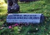 Why legendary lawman Virgil Earp is buried in Portland   Offbeat Oregon History