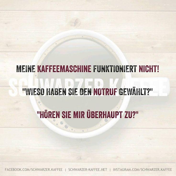 10862 besten ♡ Guten Morgen ♡ Good Morning ♡ Bilder auf  ~ Kaffeemaschine Lustig