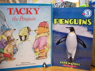penguin eraser