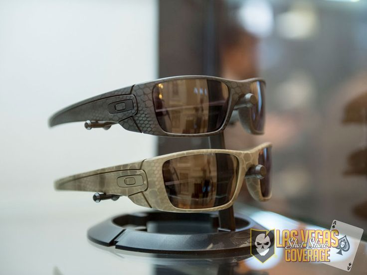 Anyone know when the Kryptek Oakleys From Shot Show will be released?