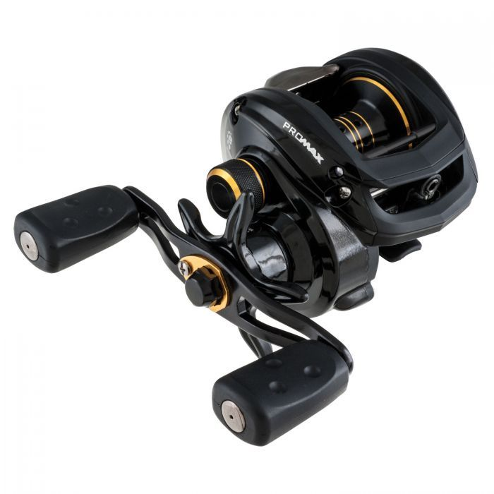 Abu Garcia Pro Max Low Profile Baitcast Reel 7 1 1 Fishing Reels Pro Max Garcia