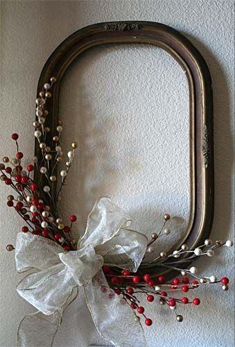 Decos on a mirror