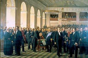 den danske guldalder; beskrivelse af tiden og eks. på malerier og bygninger