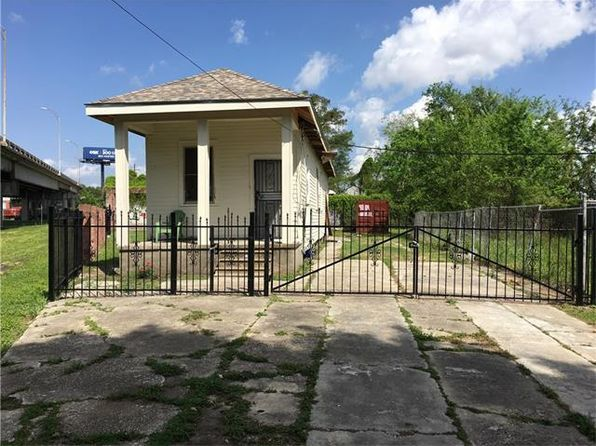 For sale: $59,000. LOCATION LOCATION!! GREAT OPPORTUNITY IN THE NEW MARIGNY! A NEW ROOF AND WROUGHT IRON FENCE WITH 3 ENTRY WAYS INSTALLED. SOME ADDITIONAL EXTERIOR WORK HAS BEEN DONE. THE HOUSE HAS BEEN CLEANED OUT AND GUTTED TO MAKE IT YOUR OWN. 40X40 CINDER BLOCK BUILDING IN THE REAR. THERE'S PLENTY OF PARKING. THE PROPERTY CONSISTS OF 2 LOTS. THE PROPERTY PREVIOUSLY WAS COMMERCIAL AND REZONED TO RESIDENTIAL RECENTLY.