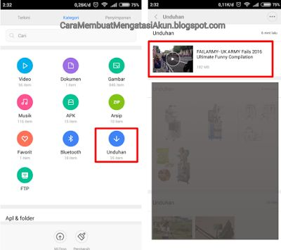 Cara download video YouTube Di Android dengan & tanpa Aplikasi lengkap link download tubemate.apk, kekurangan kelebihan unduh vidio tanpa software lewat HP https://goo.gl/oZa8on