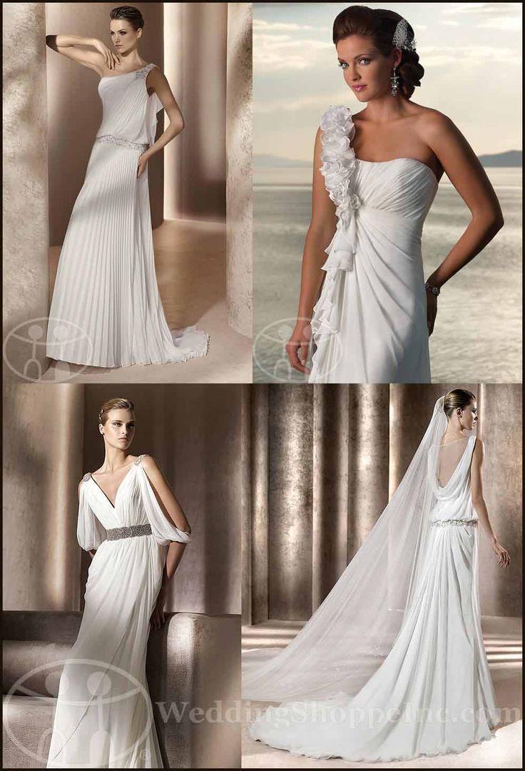 grecian wedding dresses grecian wedding dress My Wedding Chat Blog Archive Grecian Wedding Gowns Shop Grecian wedding dresses today