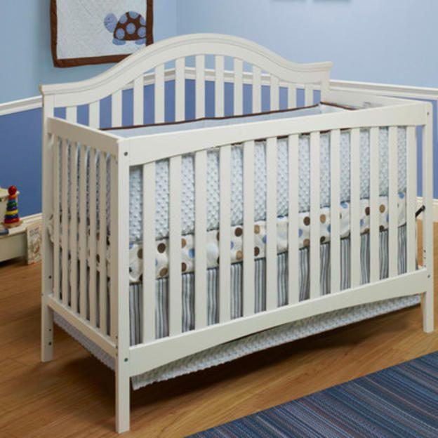 sorelle lynn 4in1 convertible crib finish white regular price 397 - Sorelle Cribs