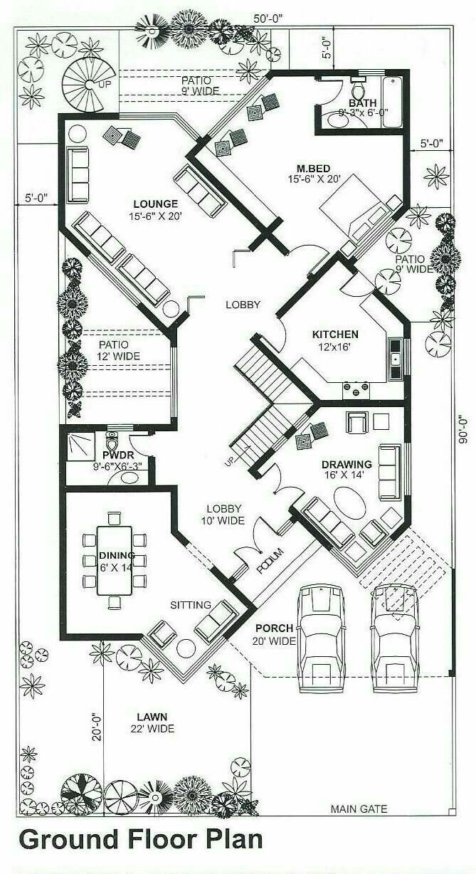 Pin By Ahmed Sallam On My Dad Indian House Plans Family House Plans Home Design Floor Plans